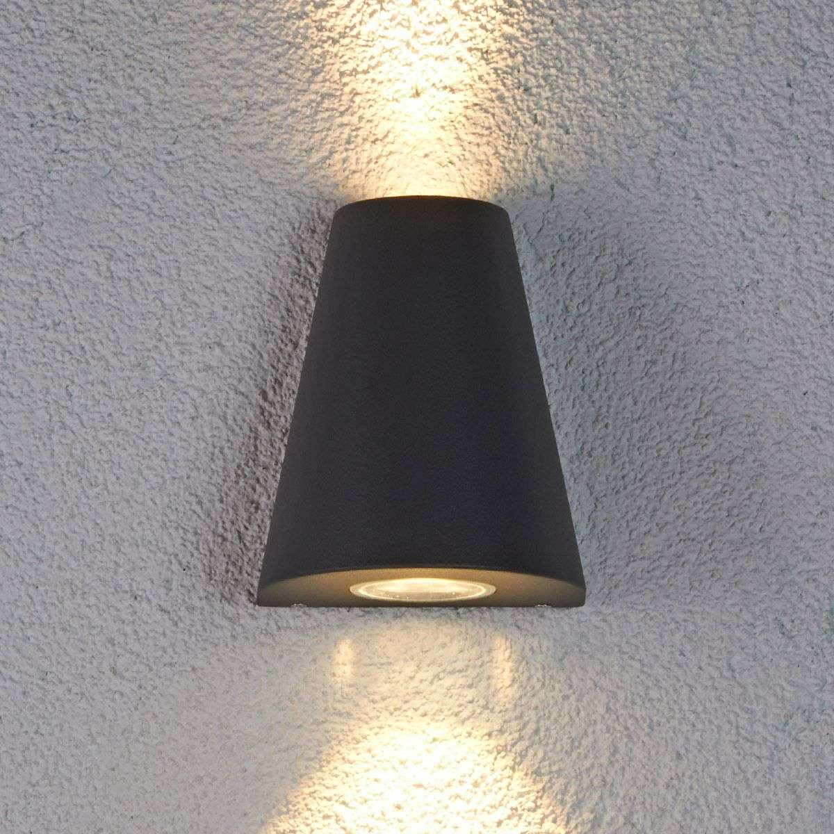 Aleynda double shining led outdoor light lights aleynda double shining led outdoor light aloadofball Image collections