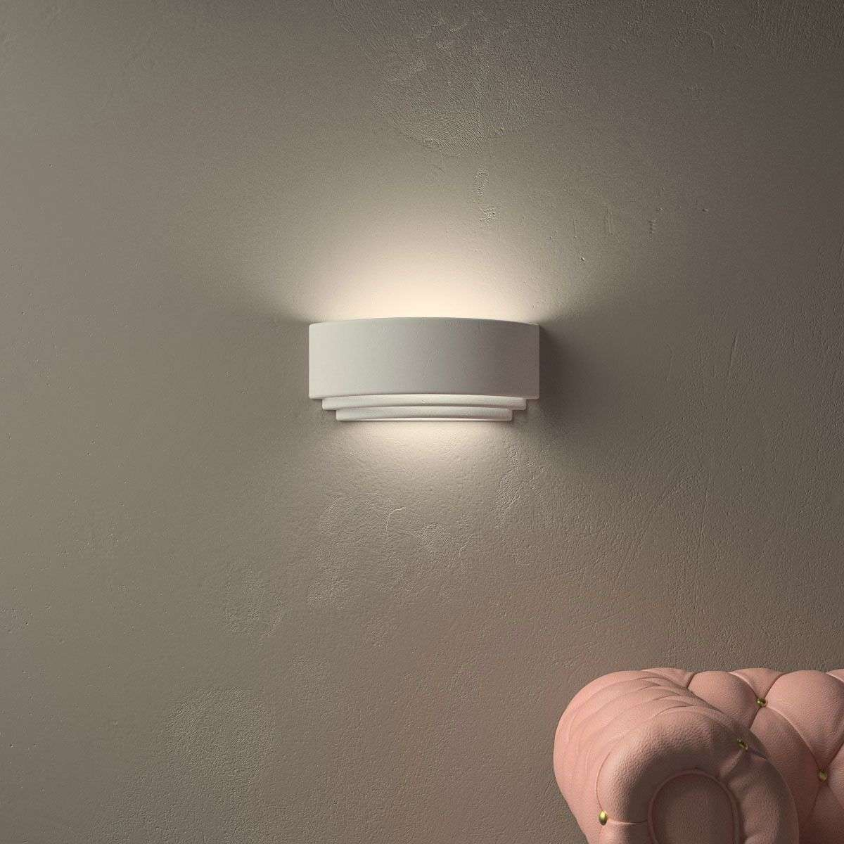 Amlfi Wall Light Simple Plaster-1020229-32