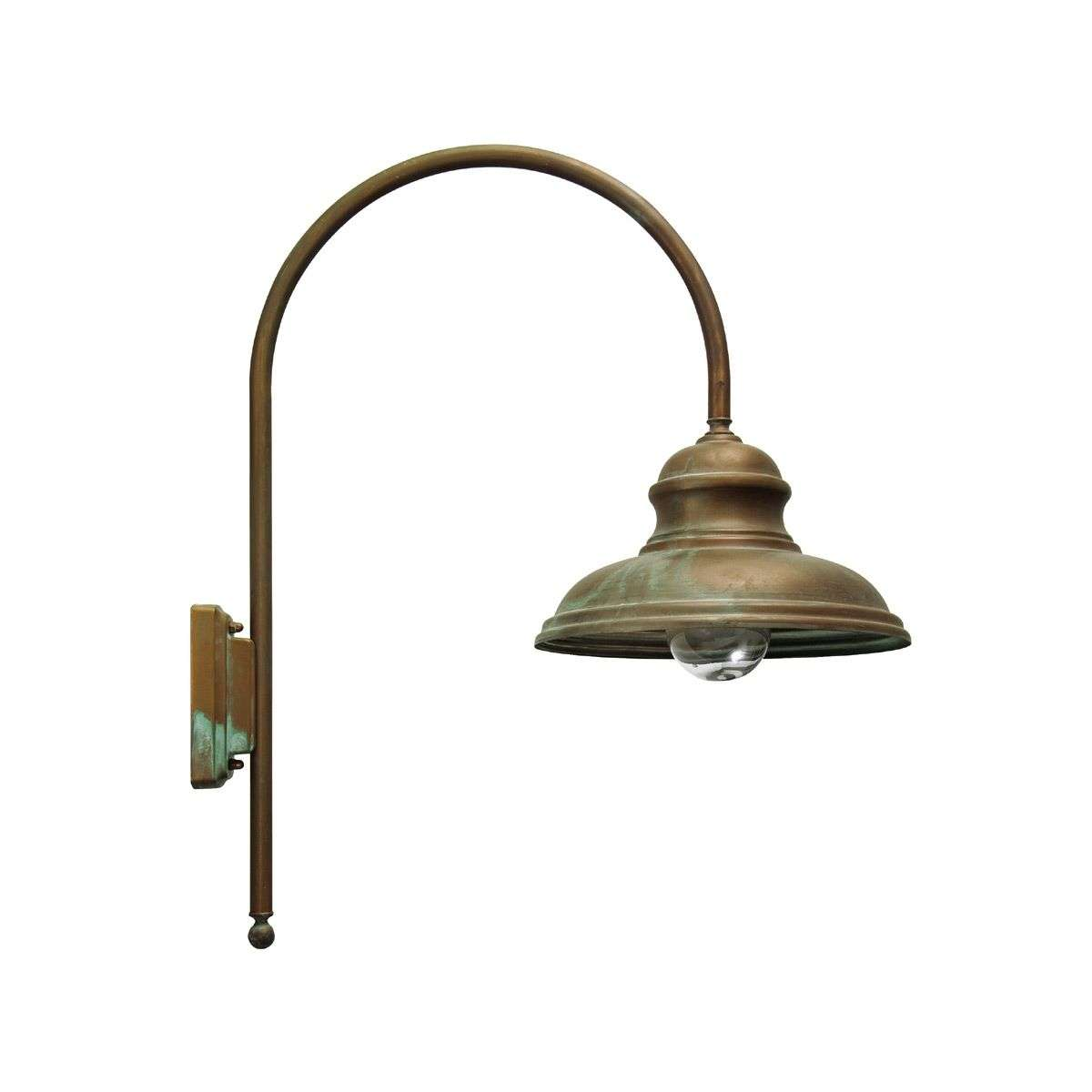Antique outdoor wall light luca lights antique outdoor wall light luca 52 cm 6515184 31 aloadofball Images