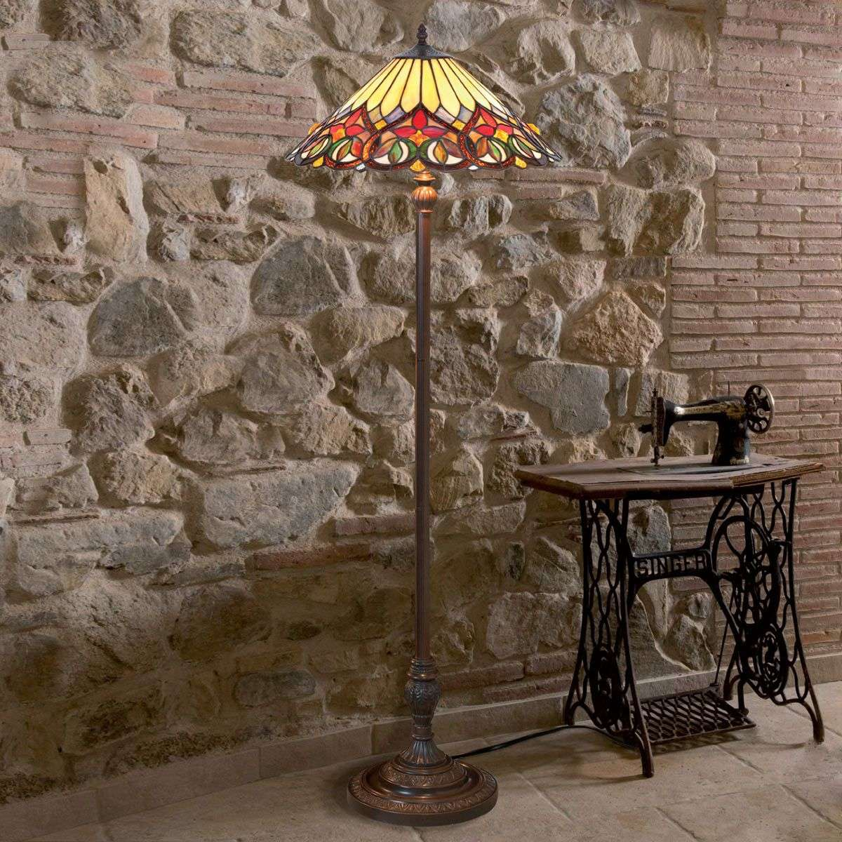 Appealingly-designed floor lamp Anni-1032334-31