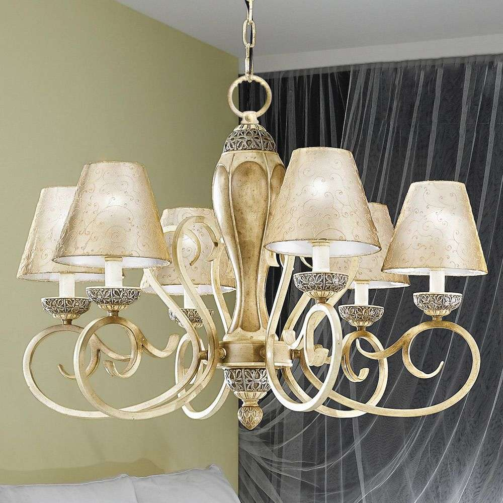 Babett Chandelier In Country House Style