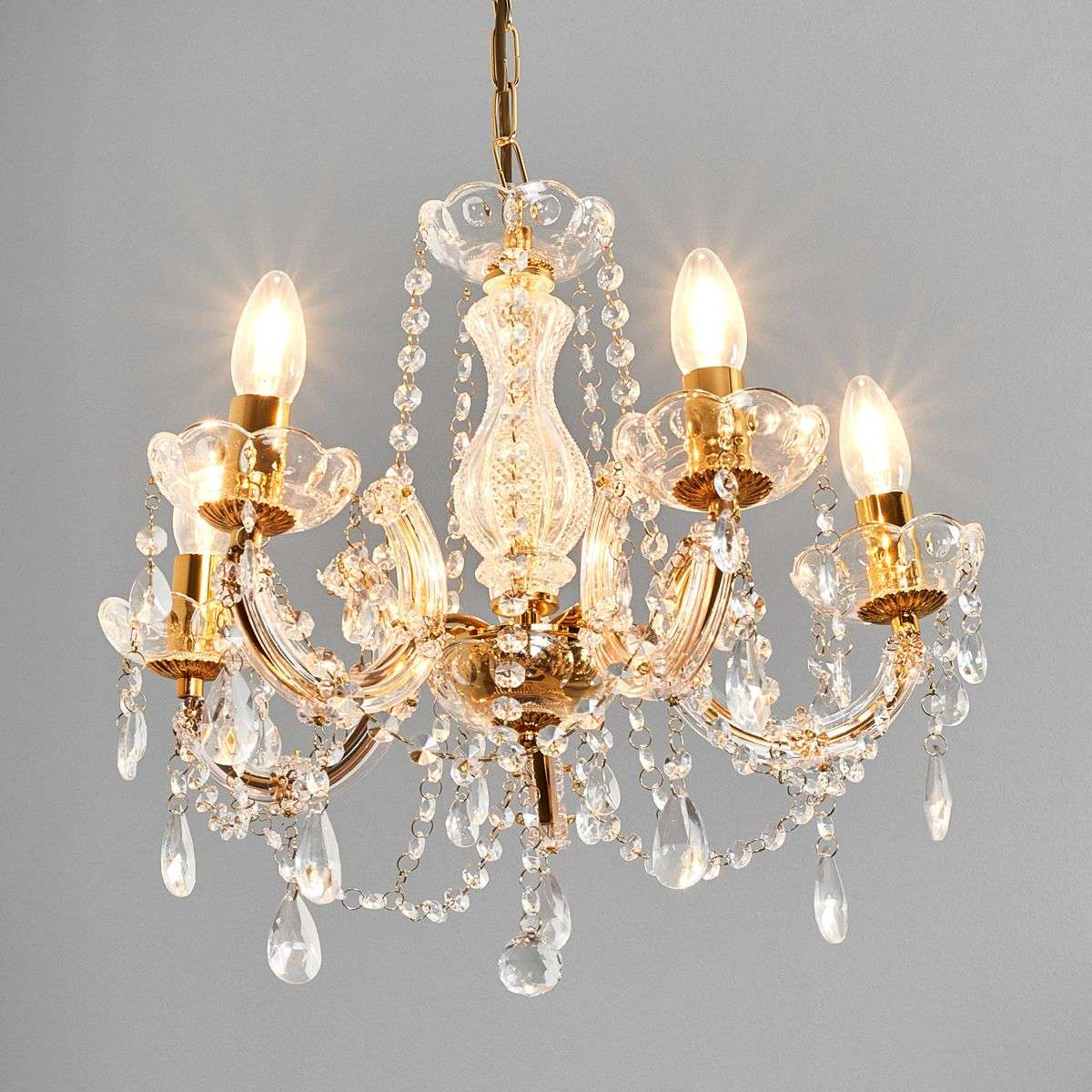 Beautiful marie therese chandelier 5 fl lights beautiful marie therese chandelier 5 fl mozeypictures Image collections