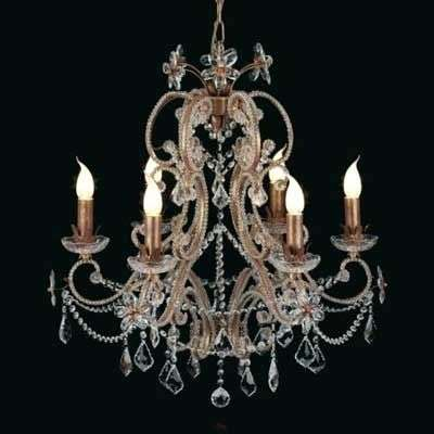 BENETTA chandelier, rich in details-1032222-31