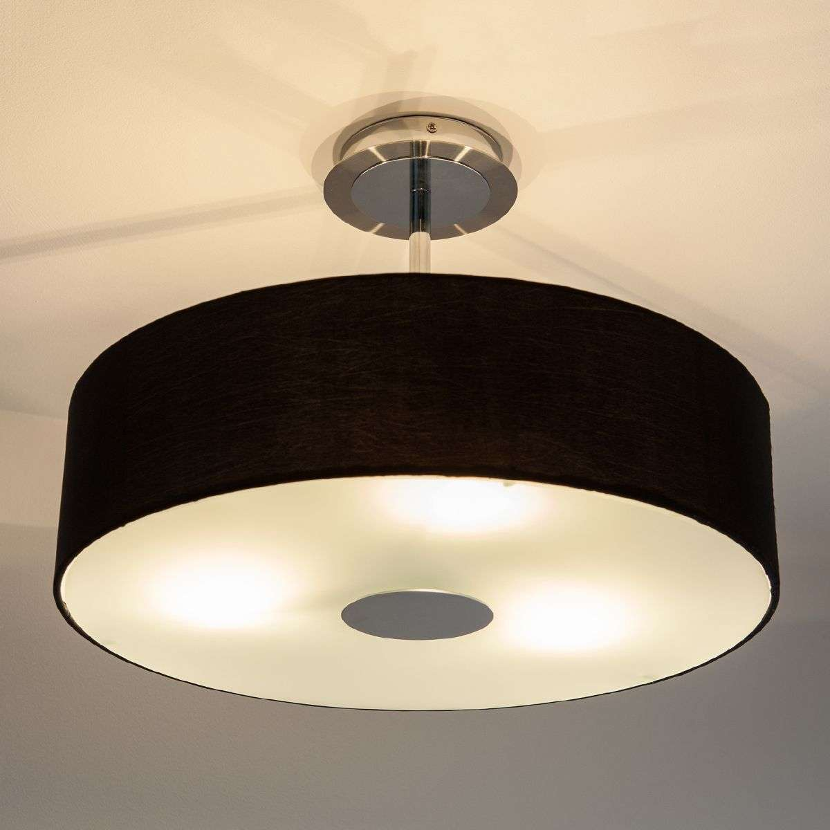 Light In The Ceiling: Black Ceiling Light Gabriella
