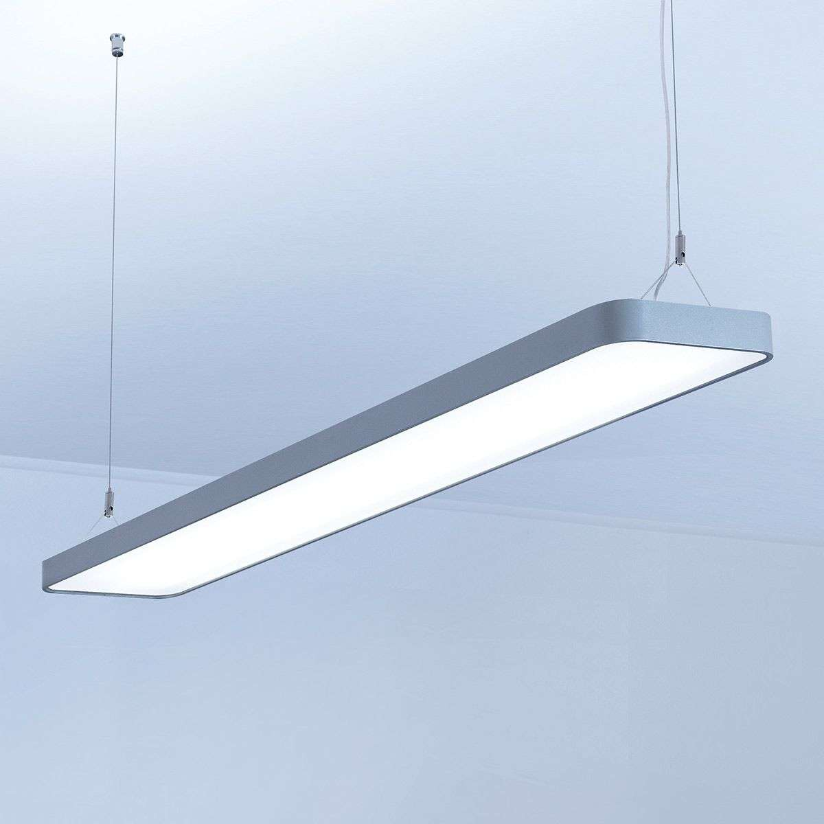Caleo P1 Optimal Office Led Hanging Light Lights Co Uk