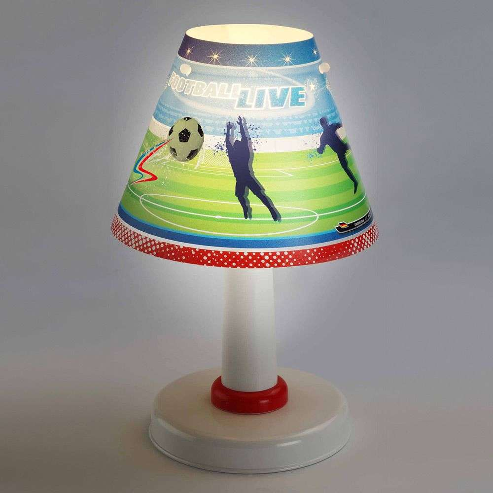 Football table lamp image collections coffee table design ideas childrens room table lamp football lights childrens room table lamp football 2507276 31 geotapseo image collections geotapseo Images