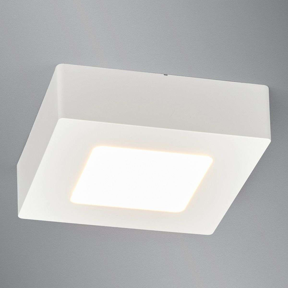 Spezielle Lampe Für Badezimmer: Compact LED Ceiling Lamp Rayan For Bathrooms