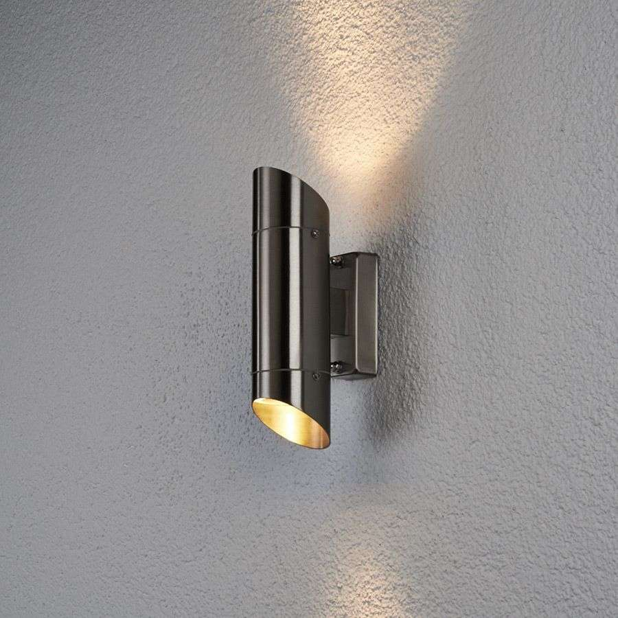 Cosia outside wall light stainless steel lights cosia outside wall light stainless steel mozeypictures Image collections