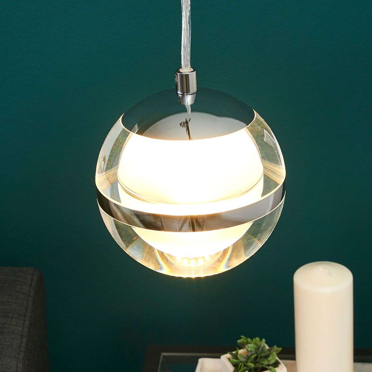 Creative Fulton Led Hanging Light Lights Co Uk