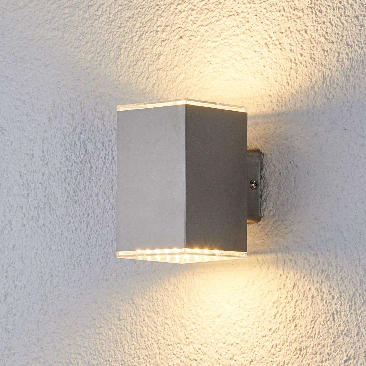 Double sided shining led wall light lydia lights double sided shining led wall light lydia mozeypictures Gallery
