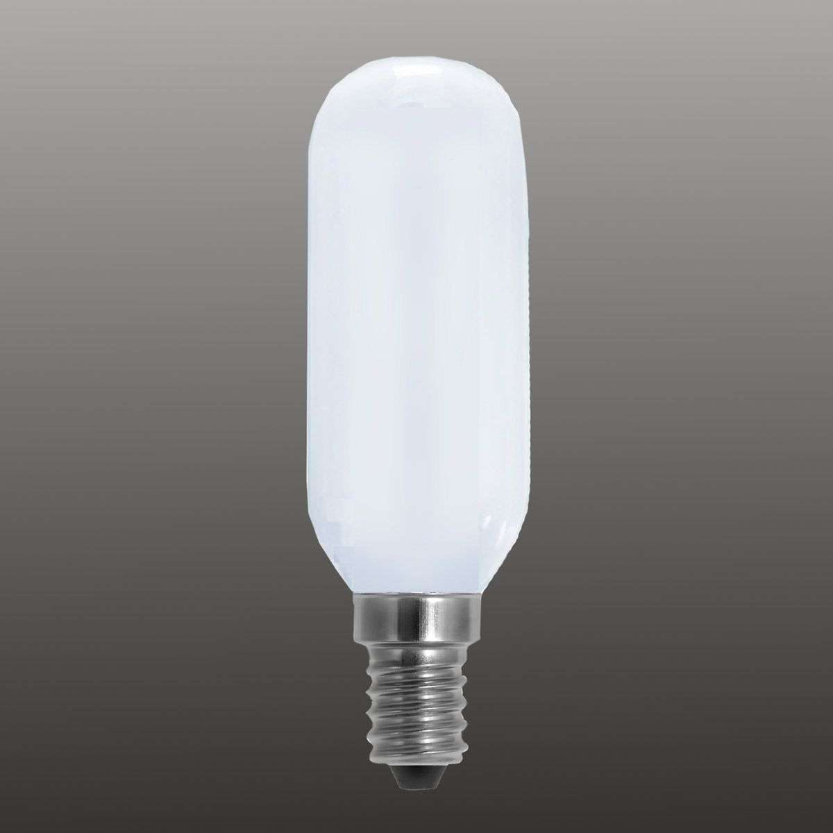 e14 4 1w led tube lamp matt warm white dimmable. Black Bedroom Furniture Sets. Home Design Ideas