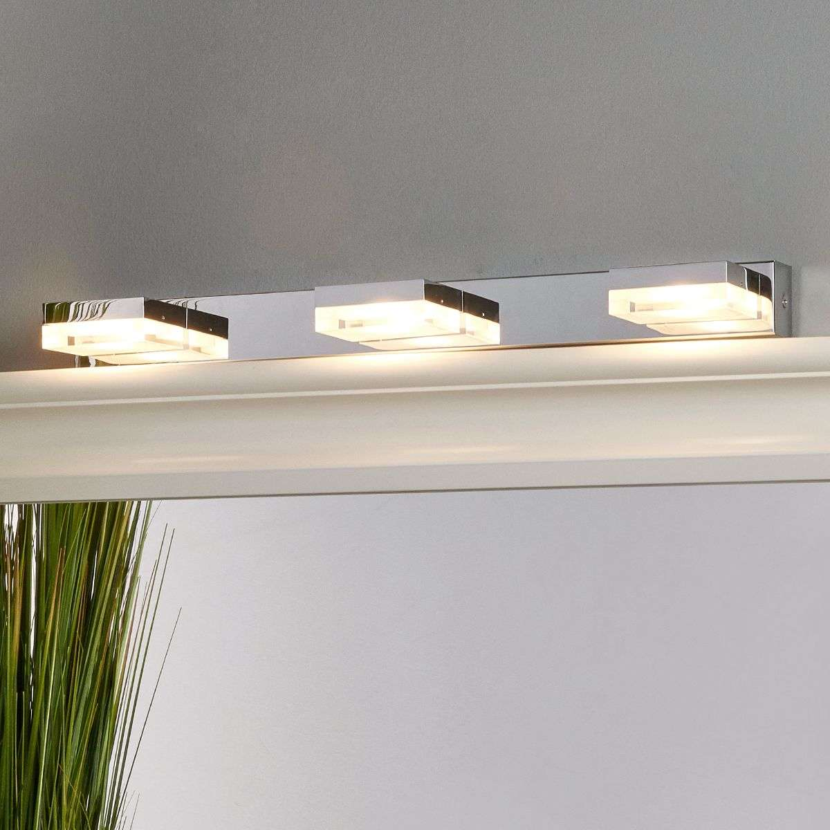 bathroom led wall lights elona led bathroom wall light lights co uk 16048
