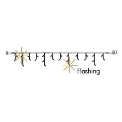 Flashing LED icicles extension for System 24-1522161-31