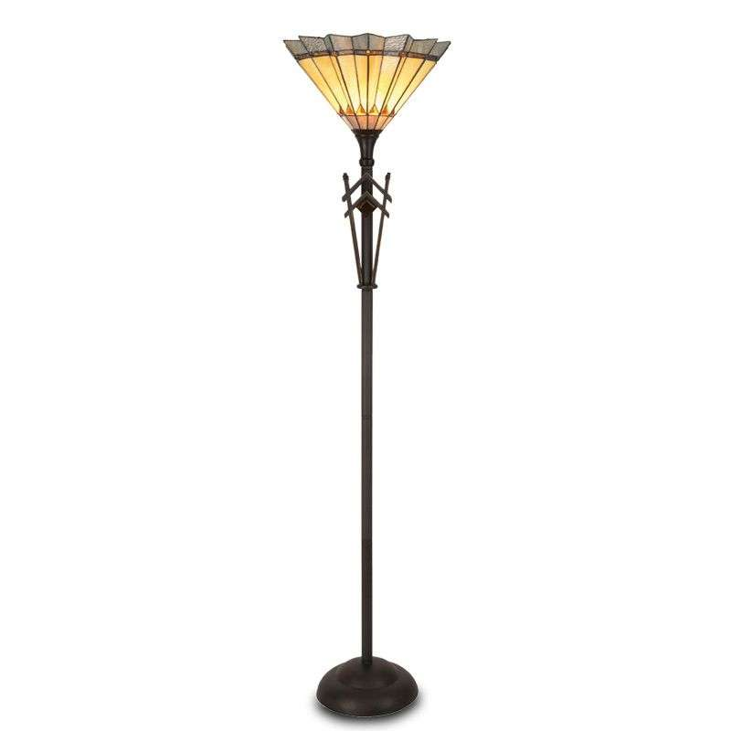 Floor lamp uliana in the tiffany style lights floor lamp uliana in the tiffany style 6064262 31 aloadofball Images