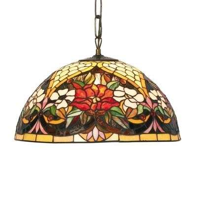 Floral hanging light ANTINA-1032151X-31