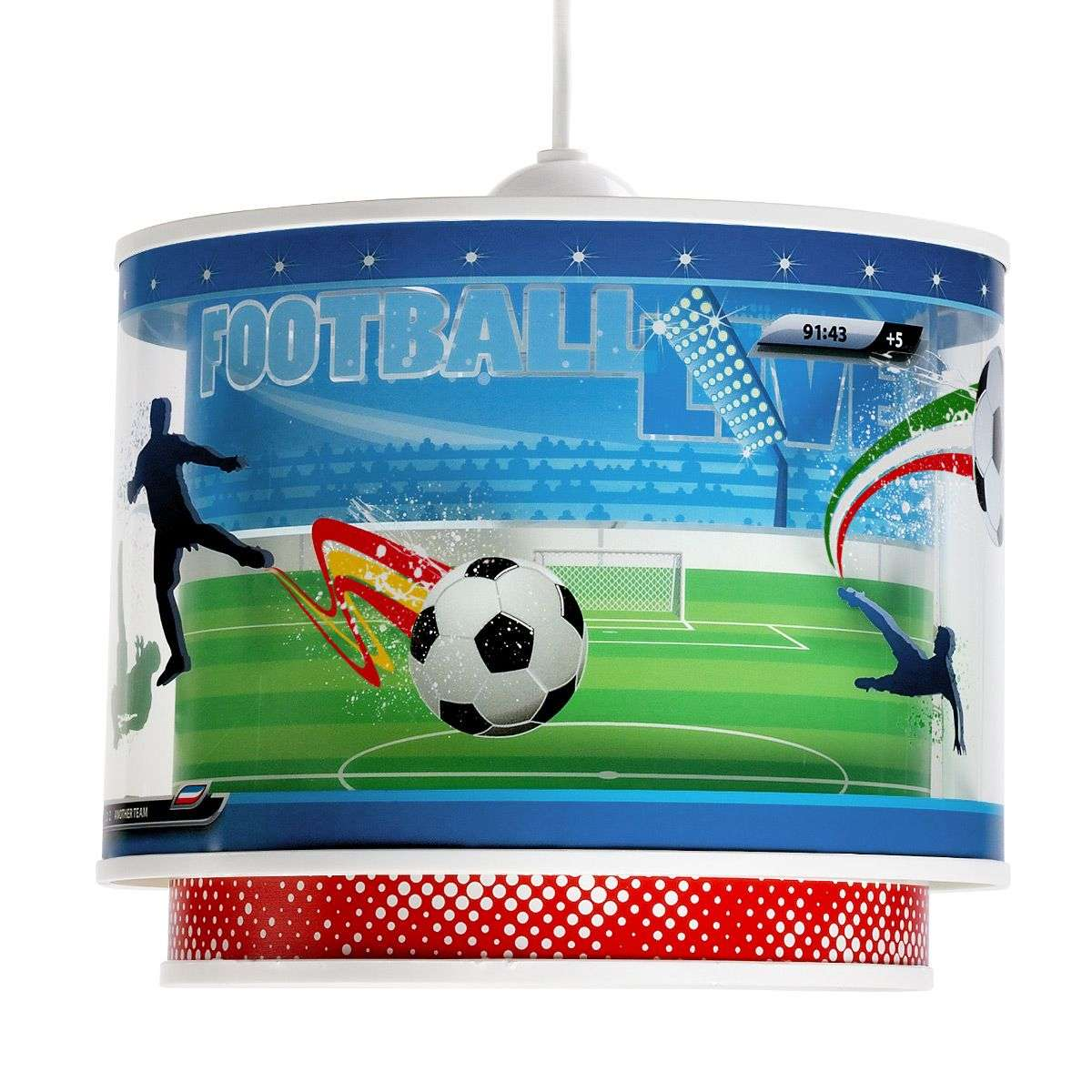Football pendant light for sports lovers-2507272-31