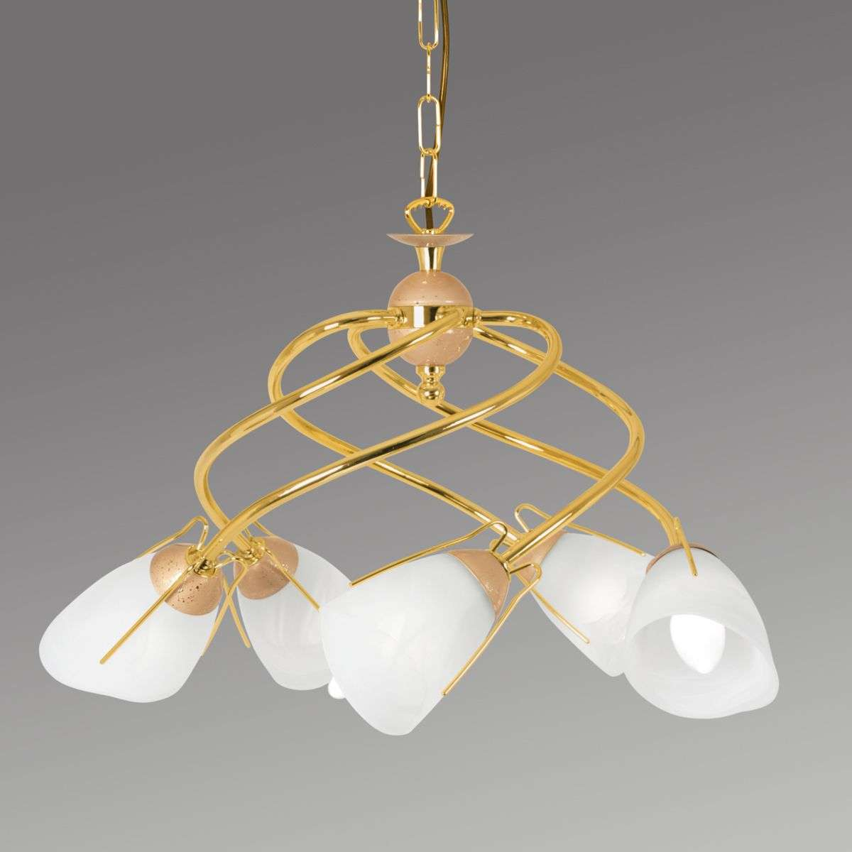 Gold coloured pendant light rondo lights gold coloured pendant light rondo 6089045 31 aloadofball Choice Image