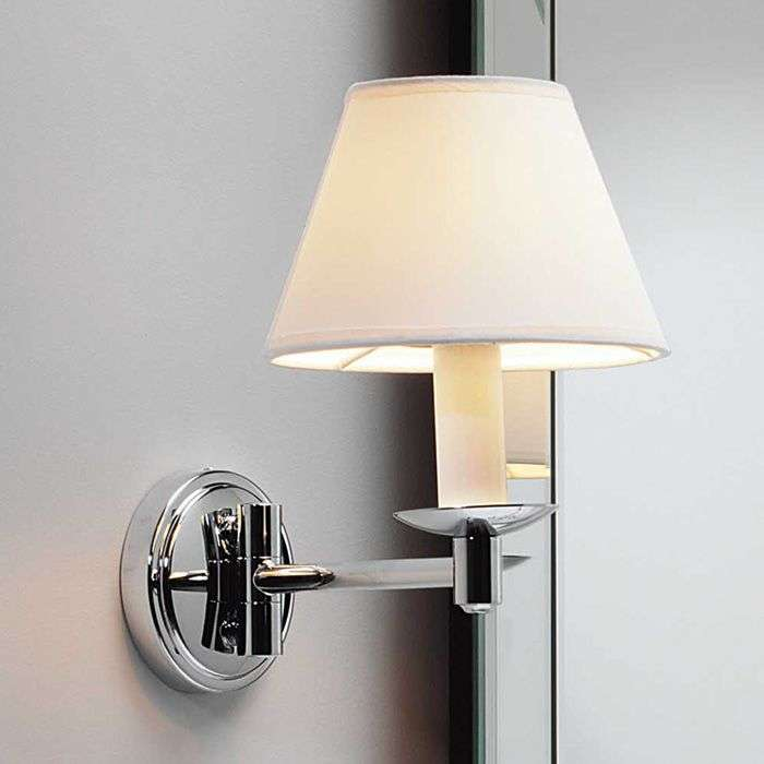 Grosvenor LED Mirror Light for the Bathroom-1020456-35