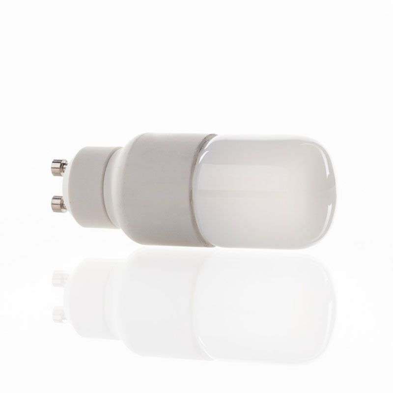 GU10 4W LED lamp in tube form | Lights.co.uk