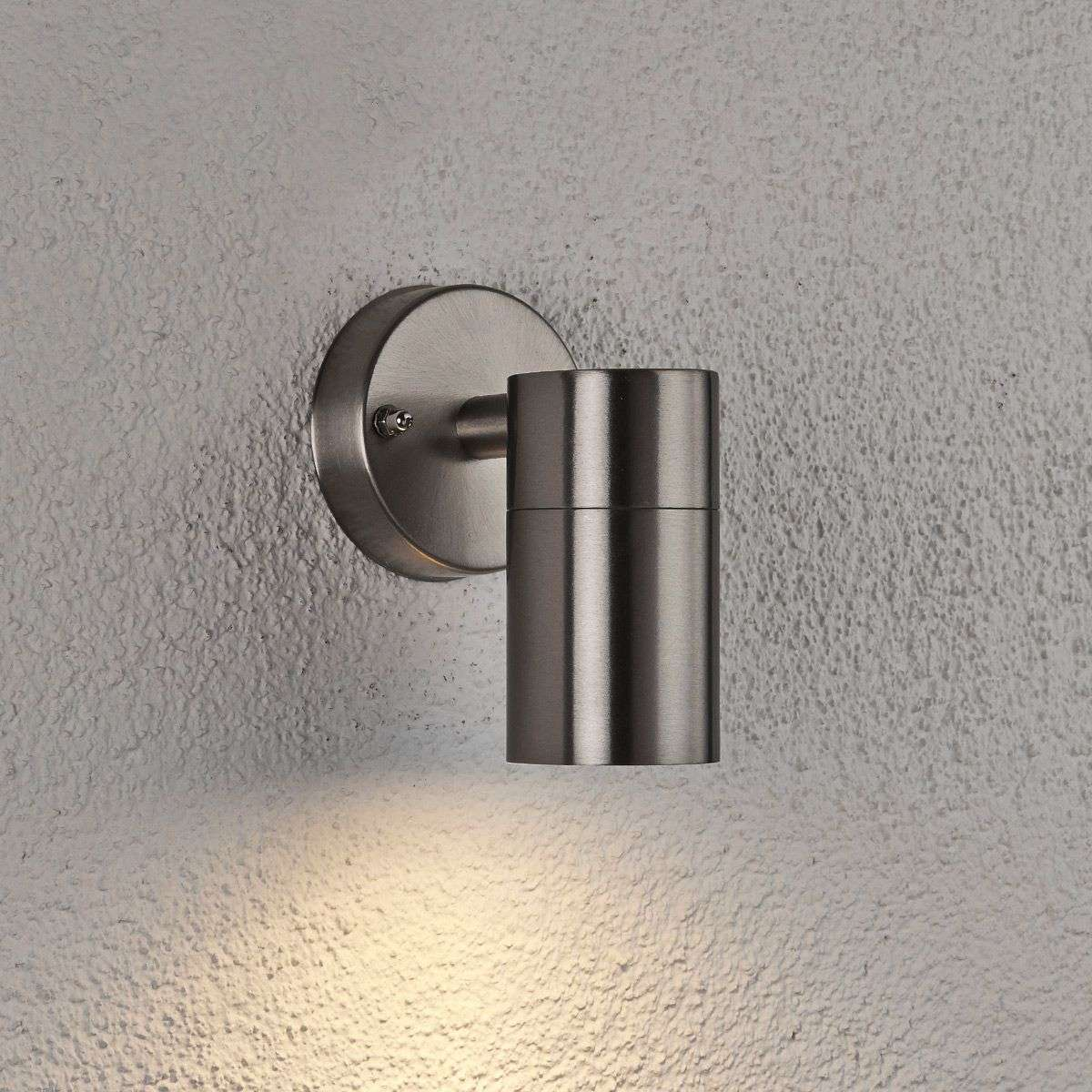 Hakan stainless steel wall lamp for outside lights
