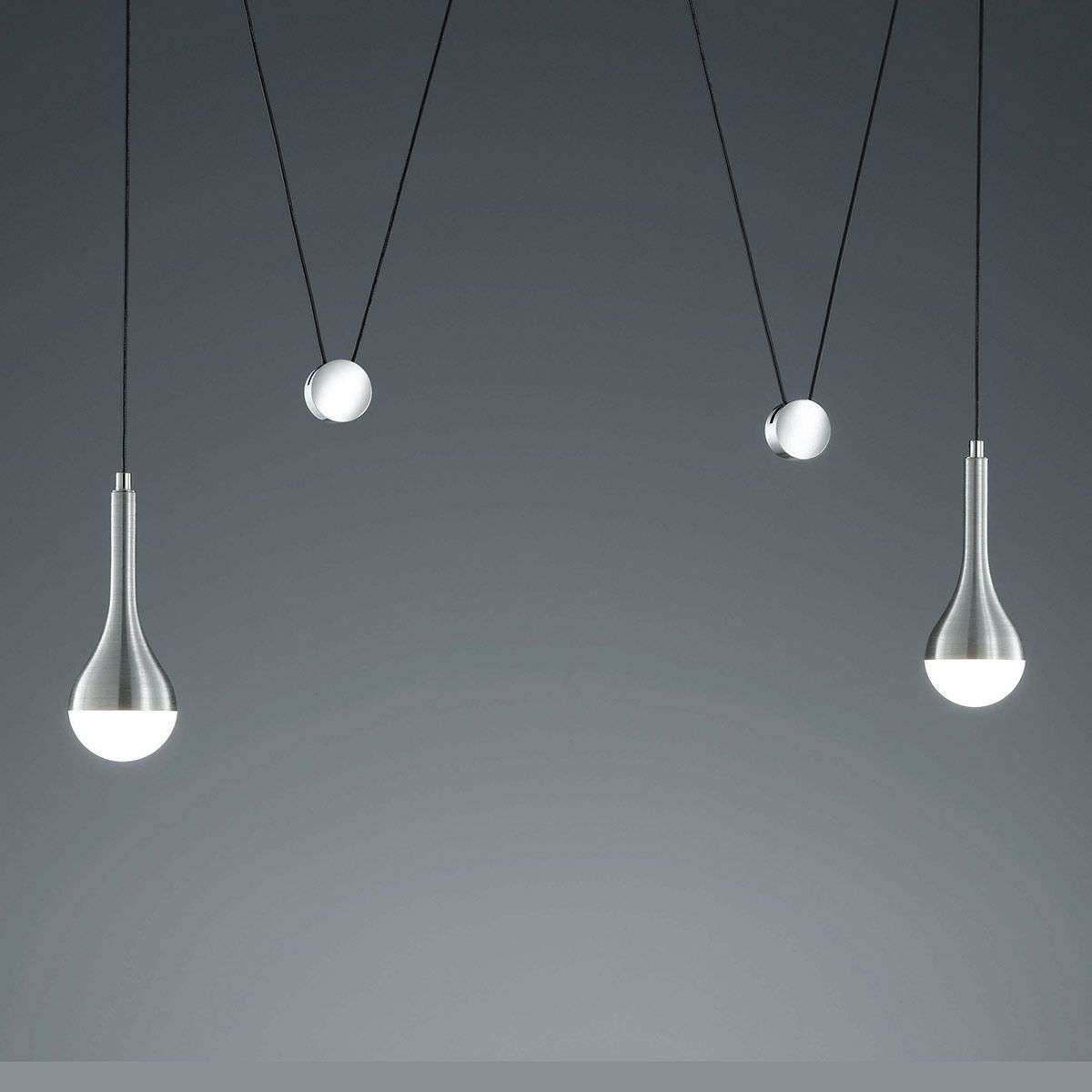 Height adjustable led pendant light drop lights height adjustable led pendant light drop mozeypictures Gallery