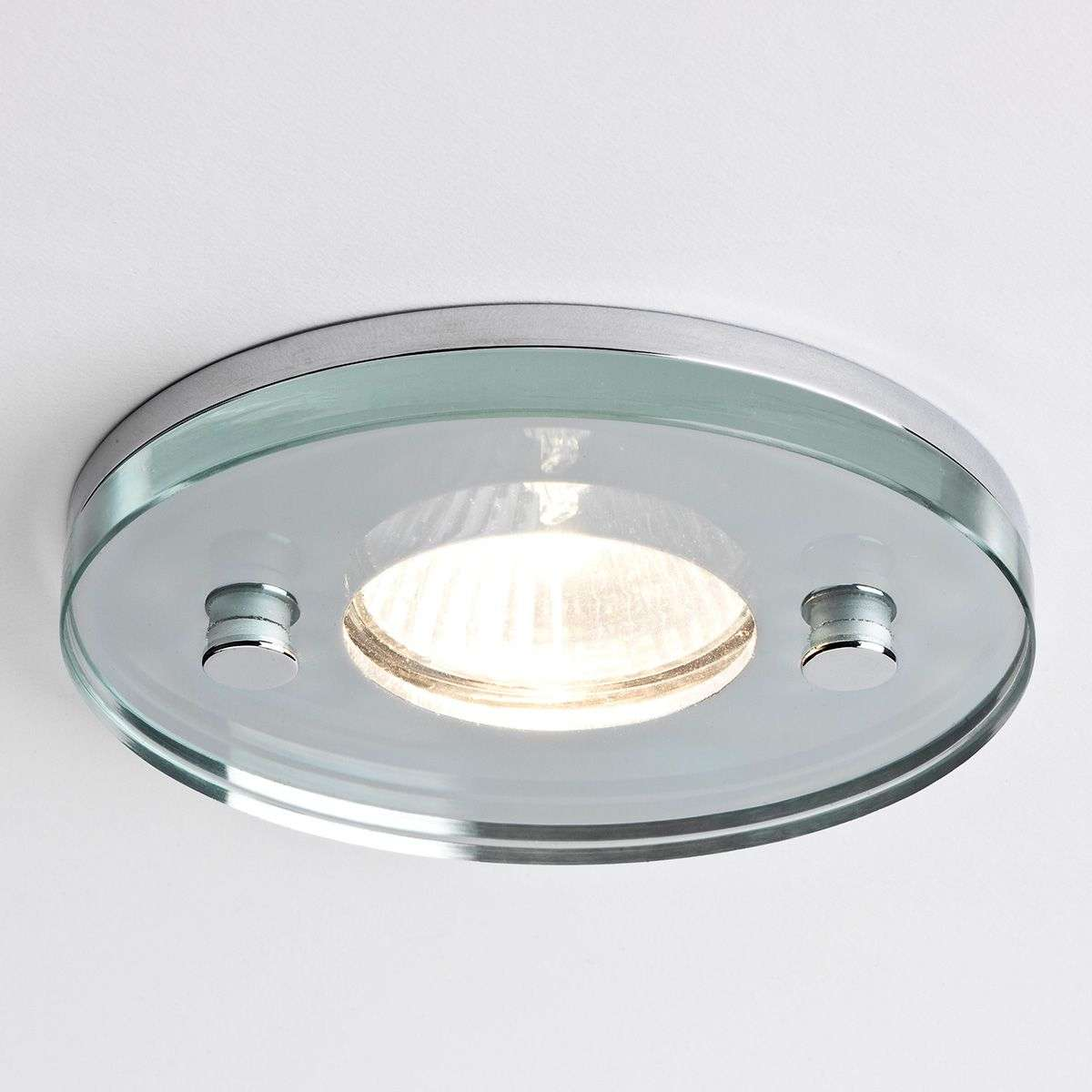 Ice Round Built-In Ceiling Light Attractive-1020106-32
