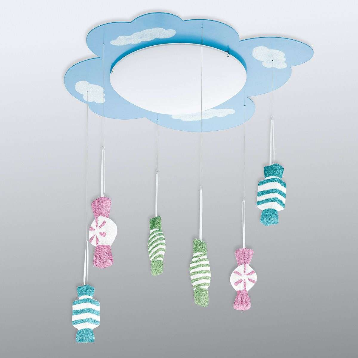 Junior 3 a ceiling light with sweets-3031779-31