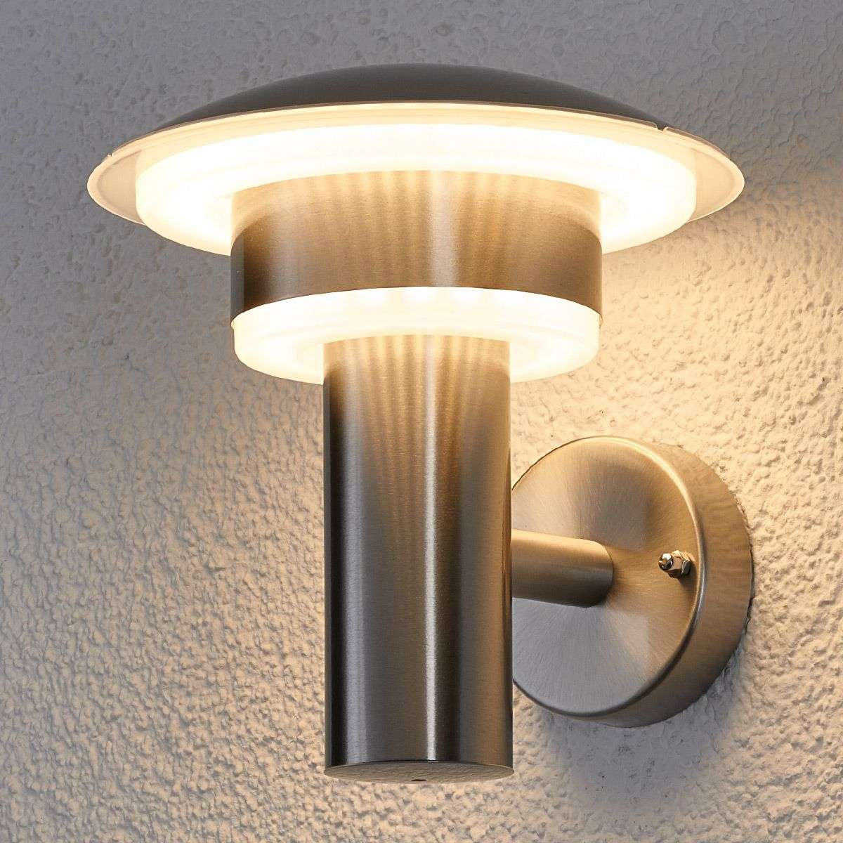 LED stainless steel outdoor wall light Lillie-9988017-31