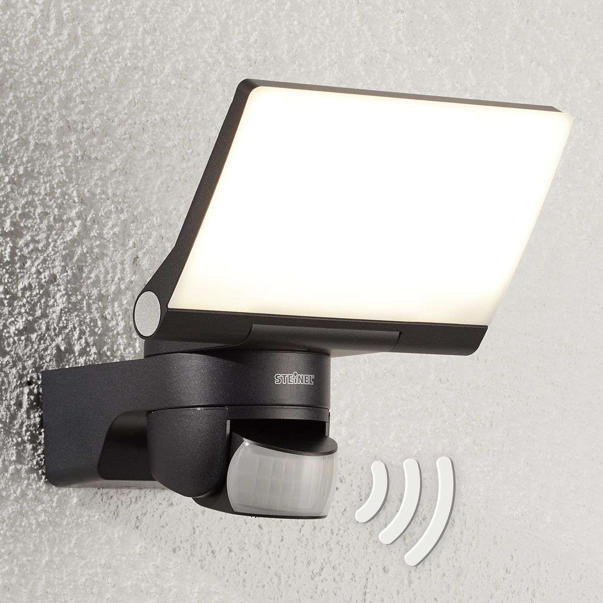 LED wall light XLED HOME 2 with motion sensor | Lights.co.uk
