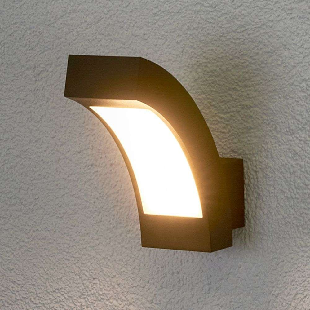 Lennik - LED Exterior Wall Lamp, IP54