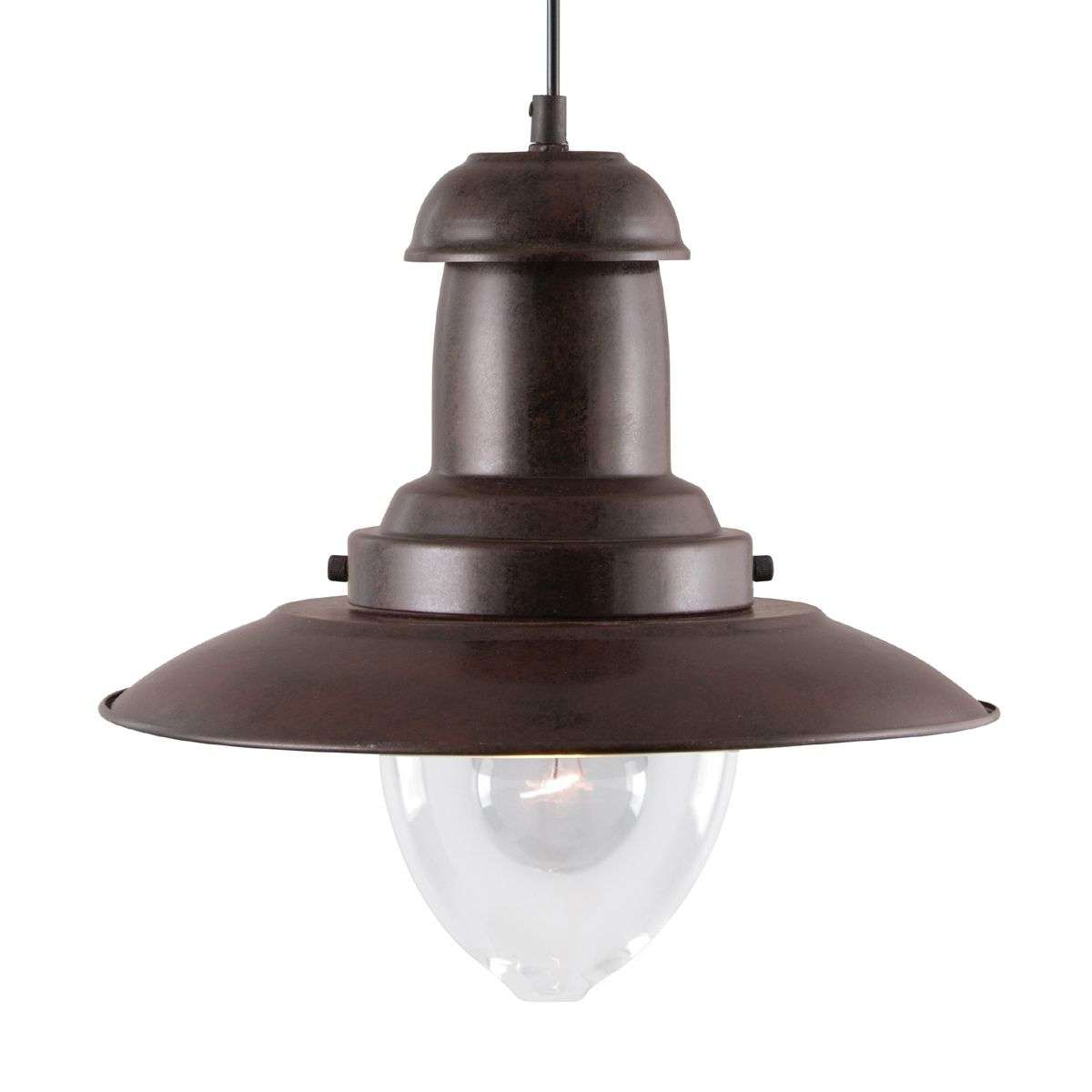 Maritime fisherman pendant lamp lights maritime fisherman pendant lamp antique brown 8570128 31 aloadofball Image collections
