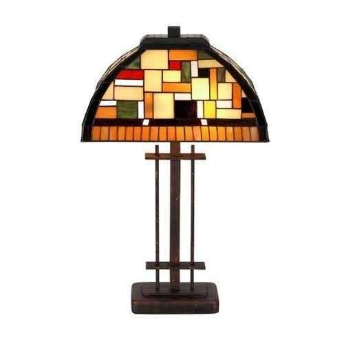 MOSAICA table lamp in Tiffany style-1032204-31