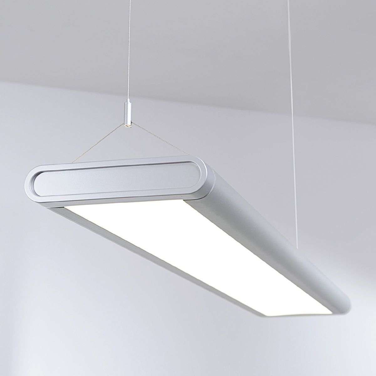 office pendant light. Office Pendant Light Quirin With Bright LEDs N