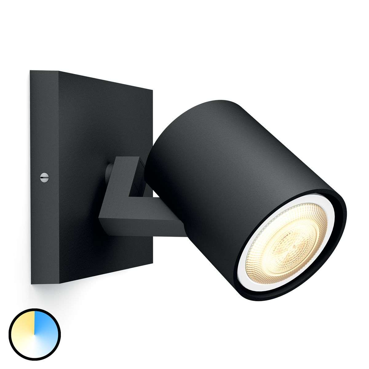 philips hue led spotlight runner. Black Bedroom Furniture Sets. Home Design Ideas