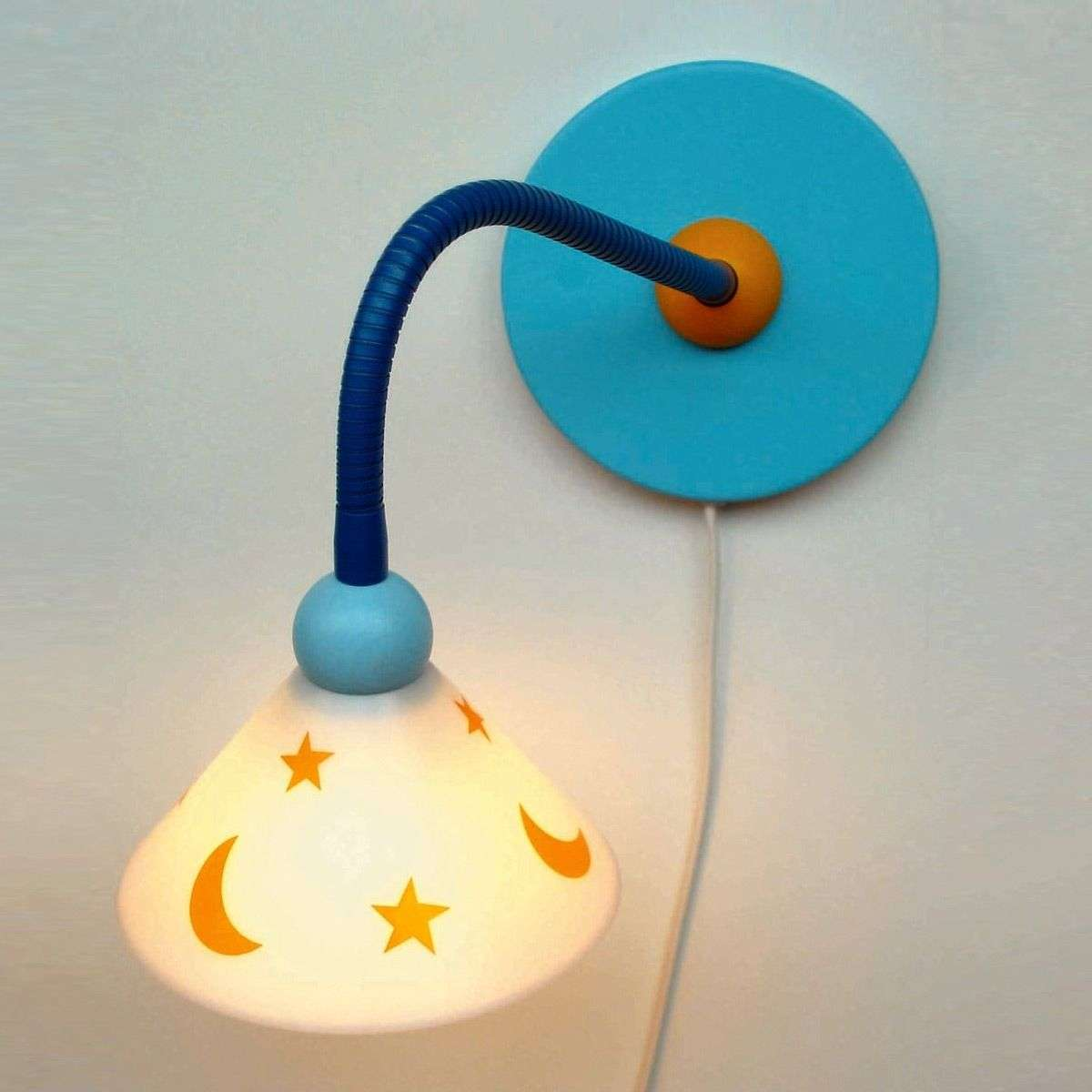Prince childs room wall light flexible lights prince childs room wall light flexible aloadofball Image collections