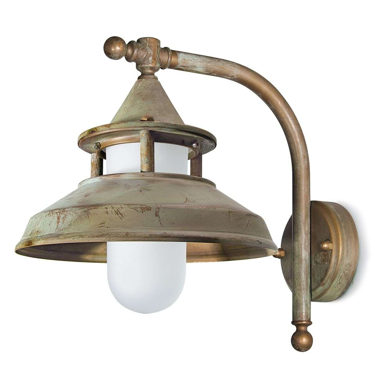 Rustic Lighting Company: Rustic Outdoor Wall Light Antique