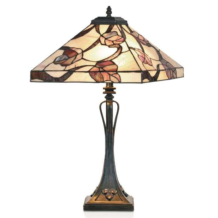 Table lamp APPOLONIA in the Tiffany style-1032187-31