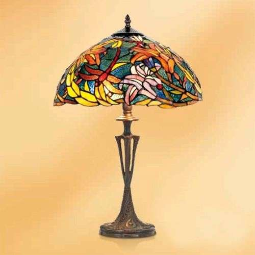 Table lamp Miley, Tiffany-look-1032274-31