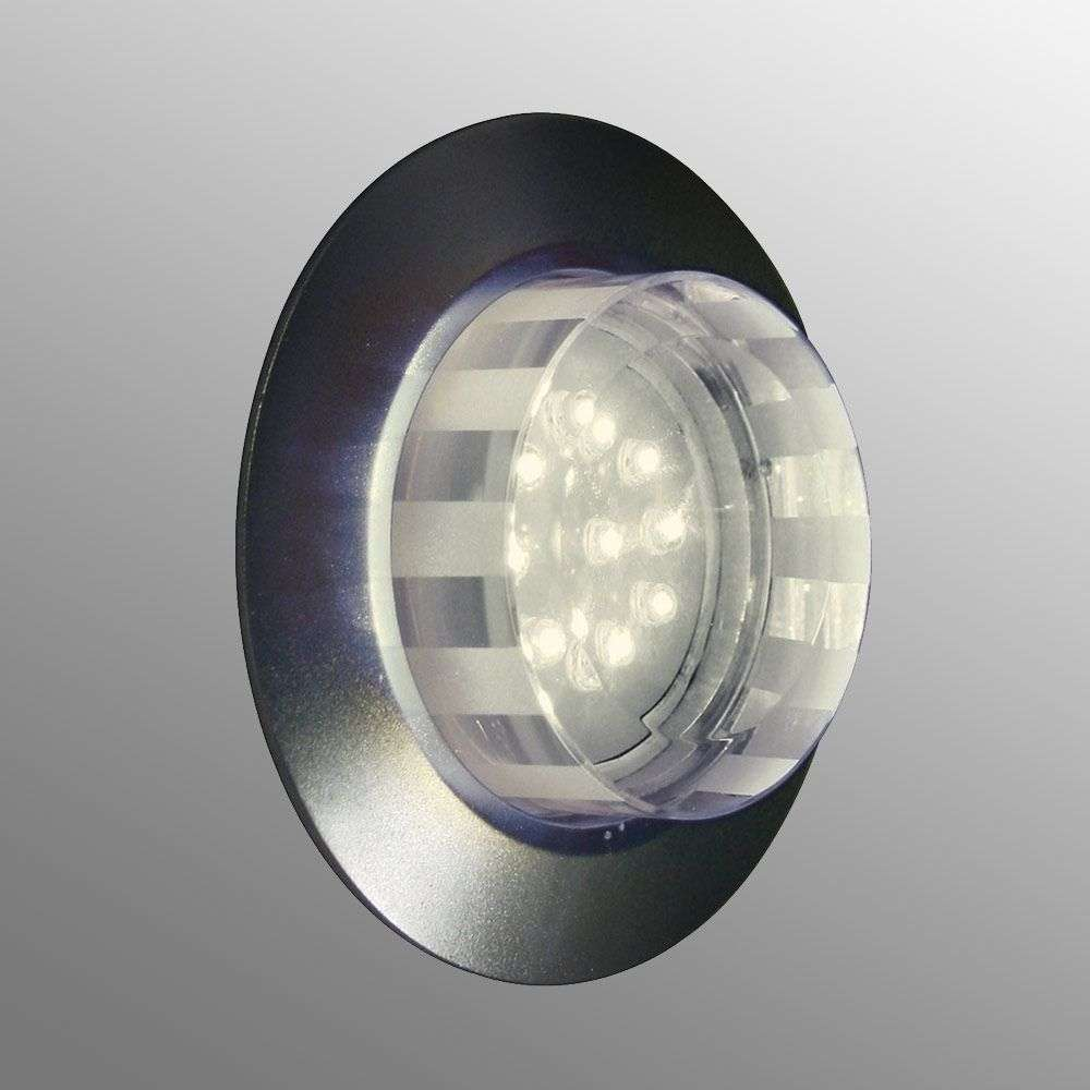 Tito Led Wall Recessed Light Warm White Lights Co Uk