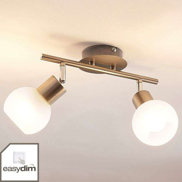 how to change ceiling spotlight