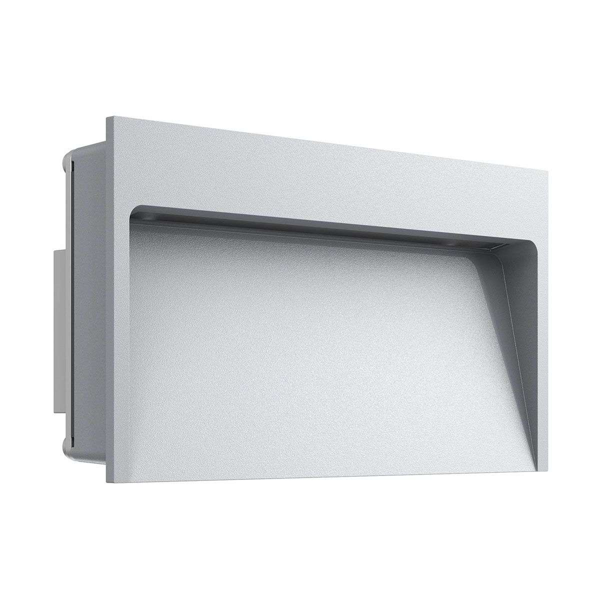 Wide led recessed wall light my way lights wide led recessed wall light my way 3510418x 31 aloadofball Image collections
