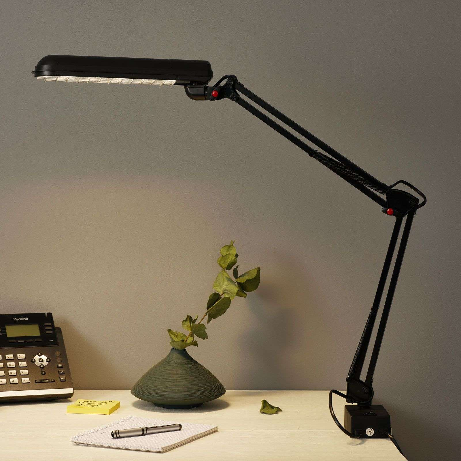 Workplace light PFIFF with clamping leg-1003044-31
