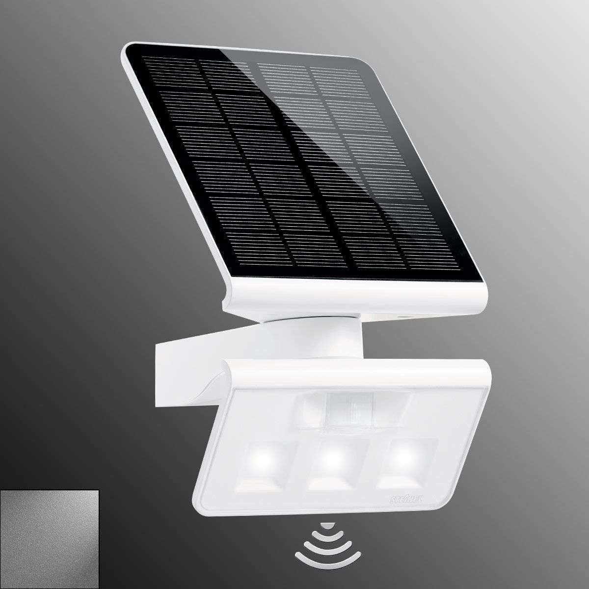 X solar l s solar led outdoor wall light efficient lights x solar l s solar led outdoor wall light efficient mozeypictures Gallery