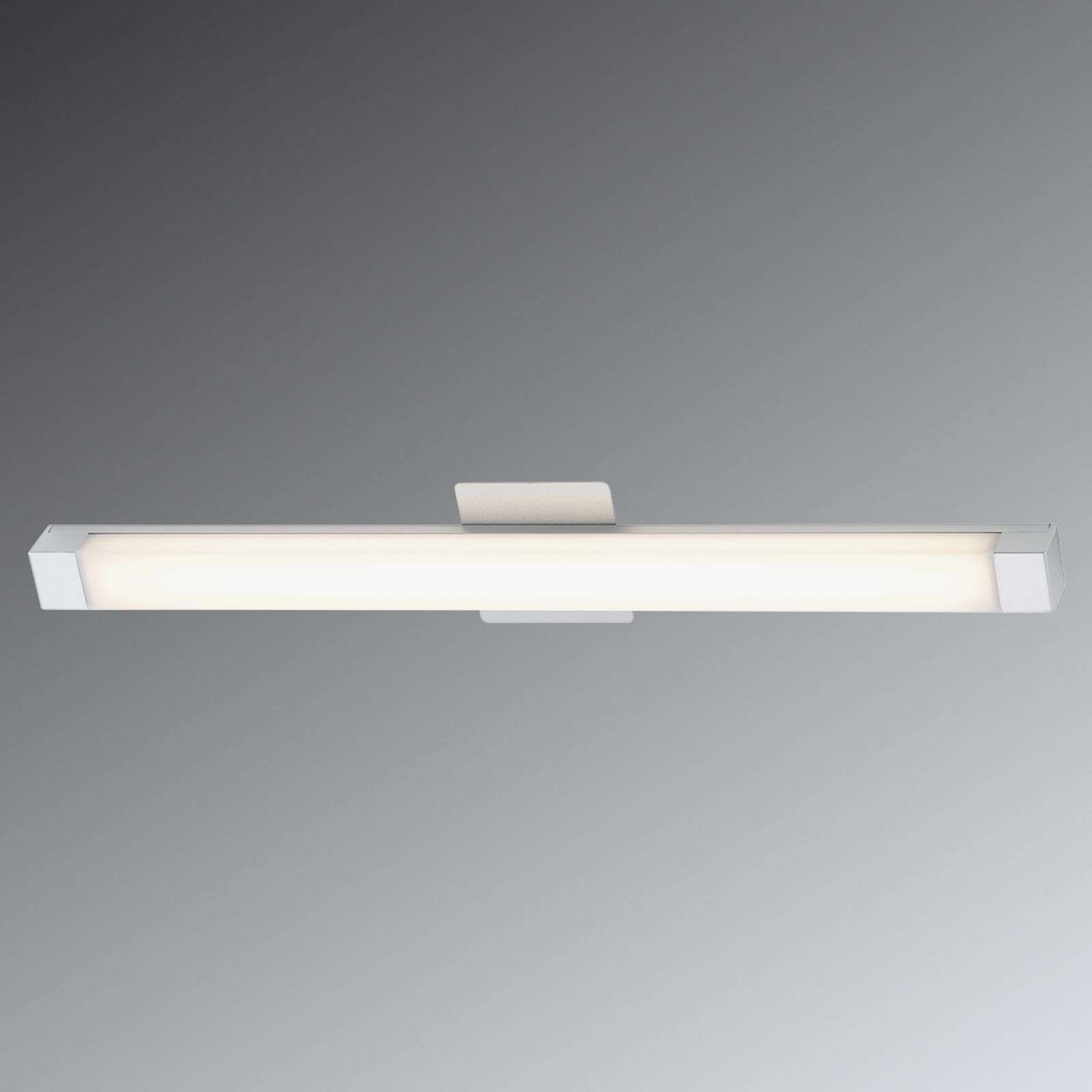 Line - LED recessed ceiling light 31�cm, titanium