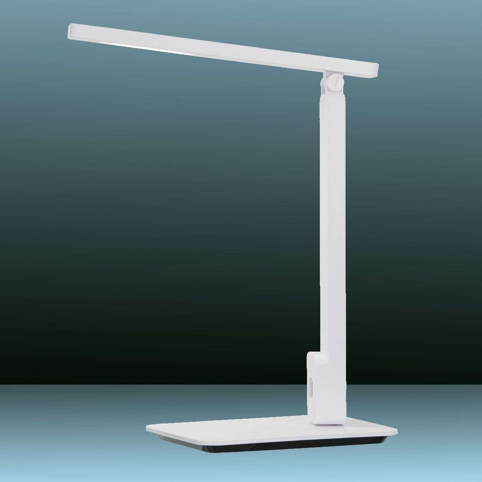 Geer LED Table Light with Touch Dimmer White