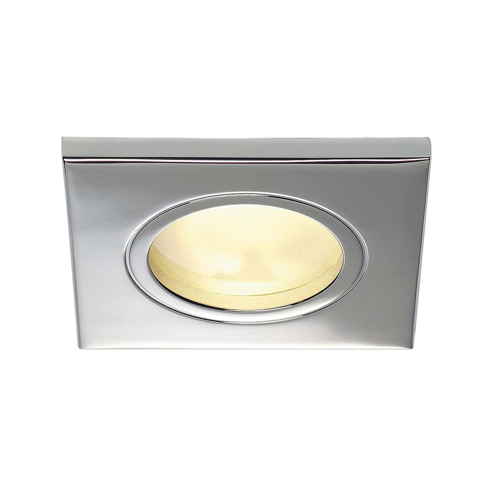 FGL SQUARE Recessed Spot, Chrome