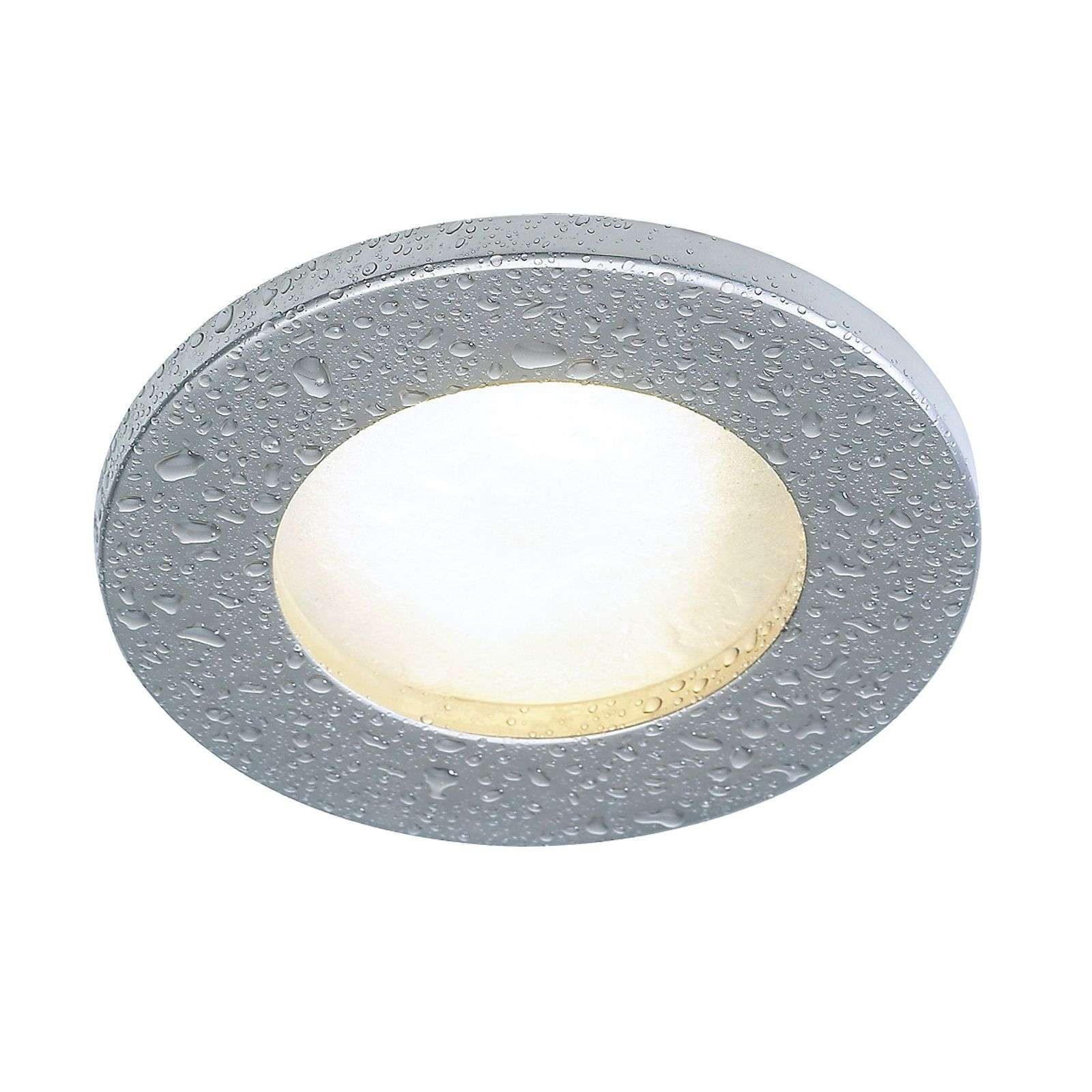 FGL OUT Subtle Recessed Ceiling Spot, Titanium
