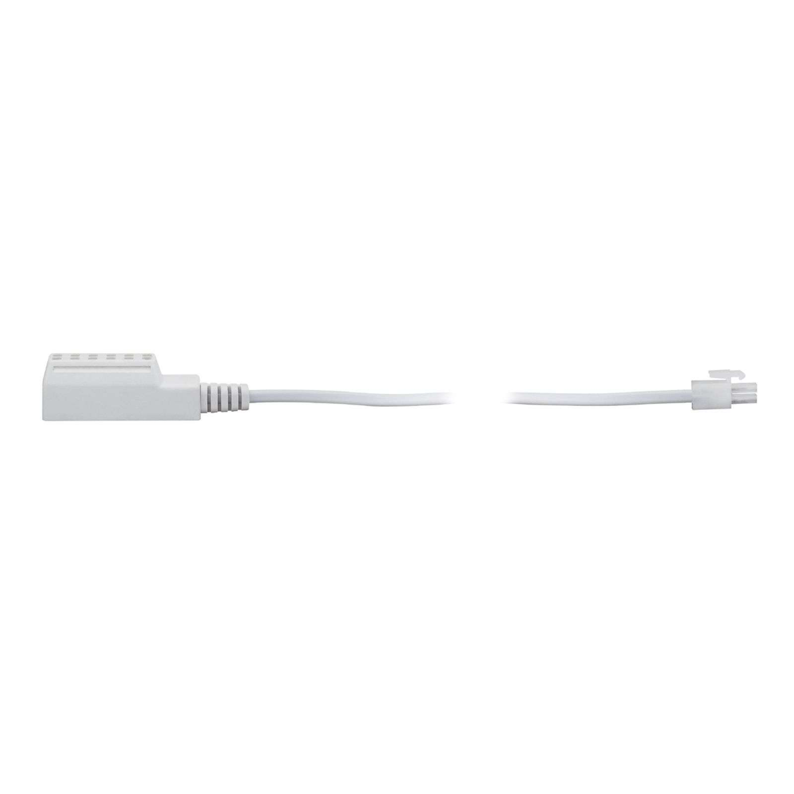 Image of AMP Connector white