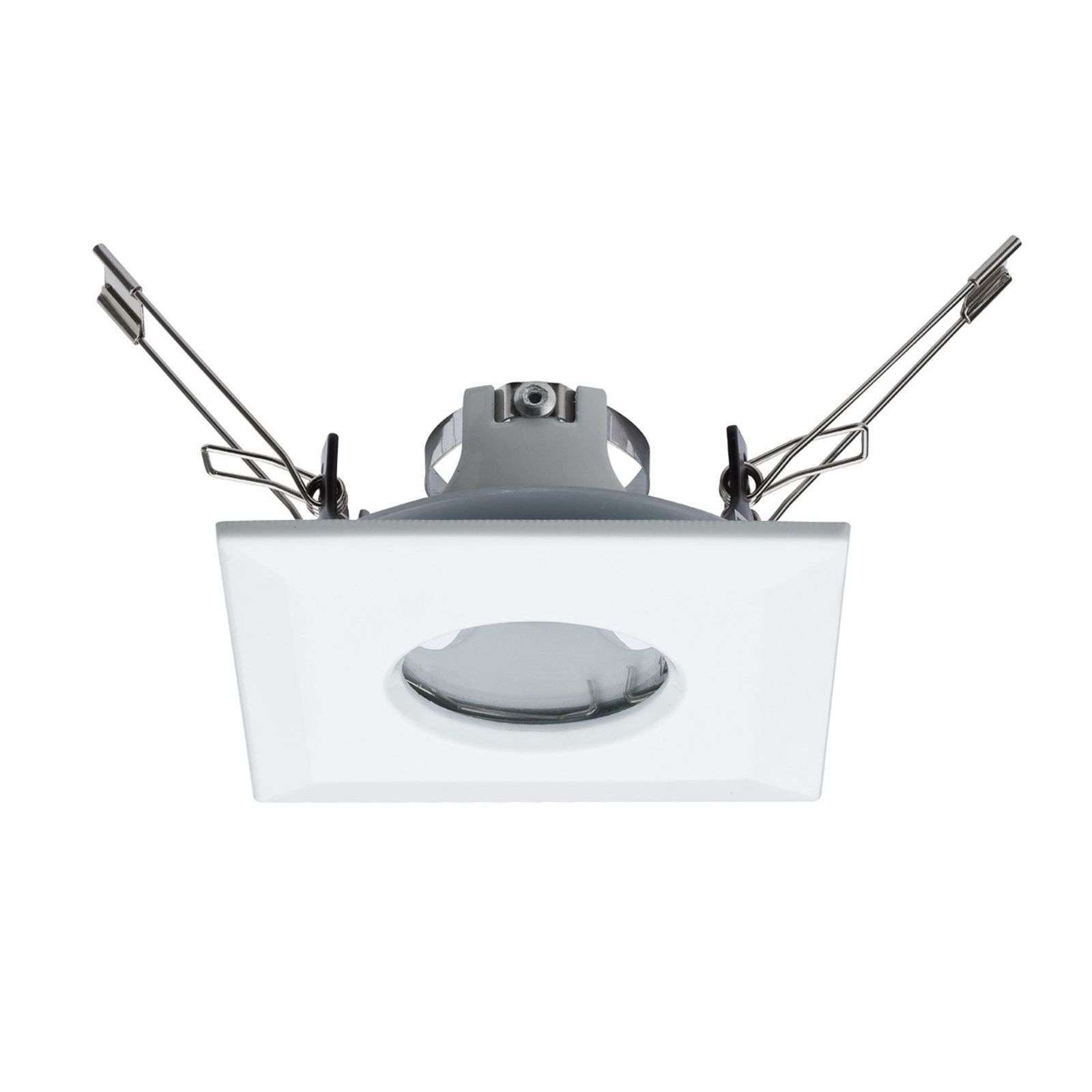 Premium recessed light QUADRO white max. 35 W