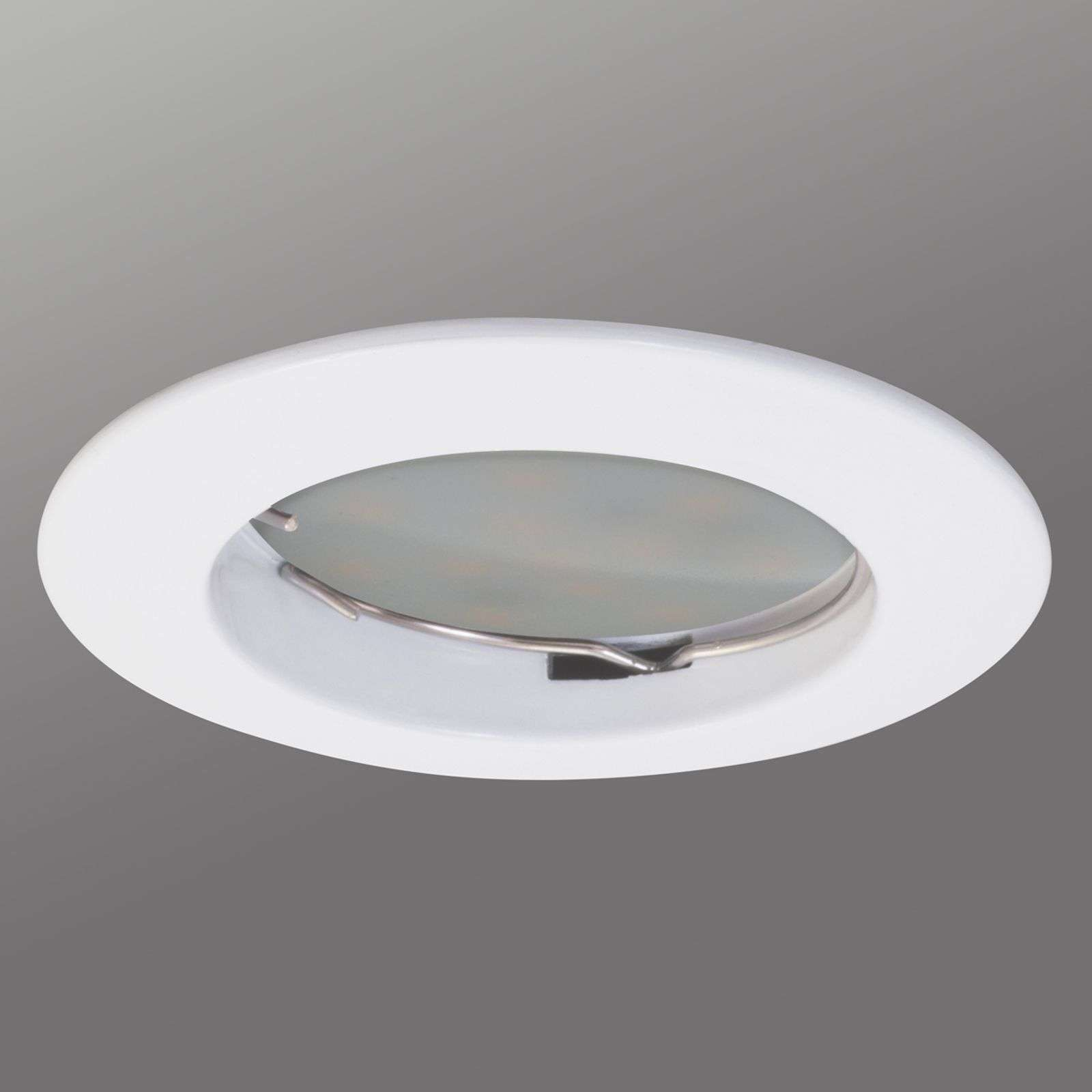 Downlight DIM Flat - LED recessed spot with HD-LED